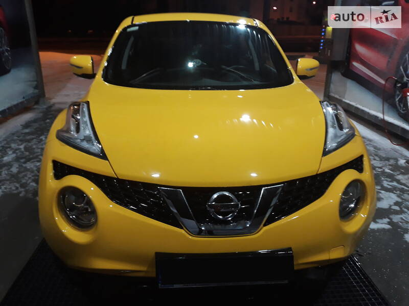 Nissan Juke 2017 в Львове
