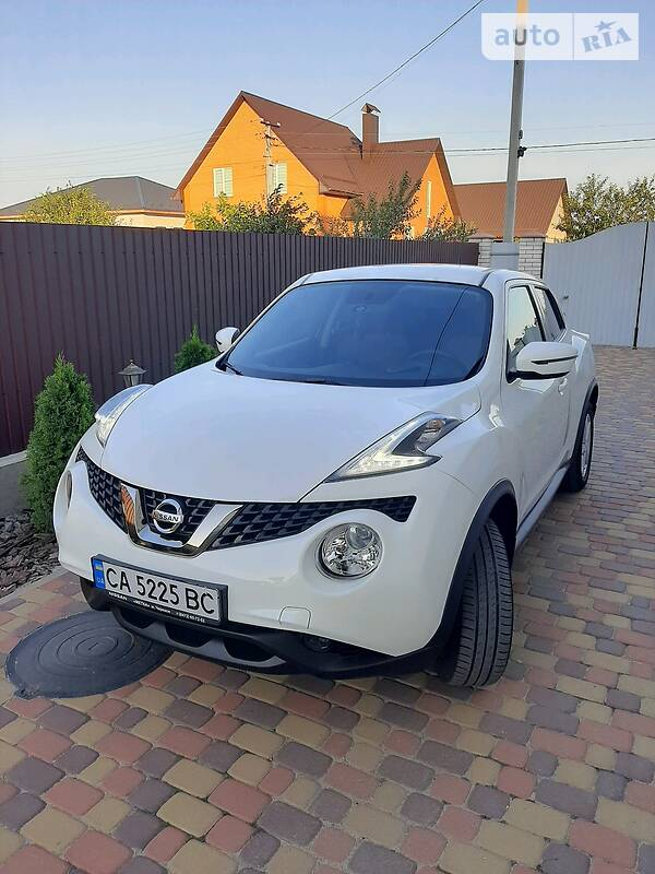 Внедорожник / Кроссовер Nissan Juke 2018 в Черкассах