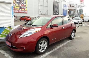 Nissan Leaf 2013 в Чернигове