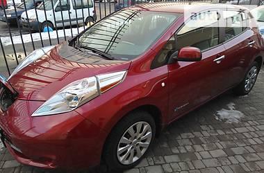 Nissan Leaf S+ 2014