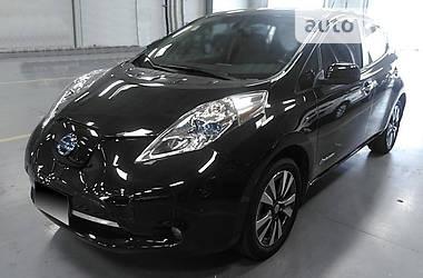 Nissan Leaf 2016 в Львове