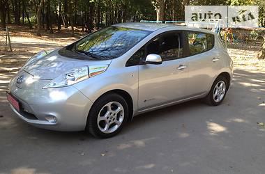 Nissan Leaf 2014 в Ровно