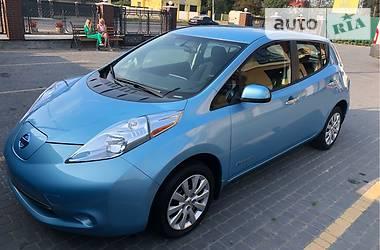 Nissan Leaf 2015 в Самборе