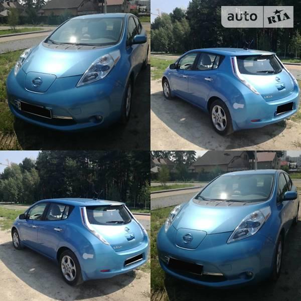 Nissan Leaf 2012 года в Киеве