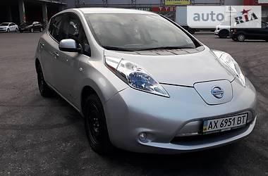 Nissan Leaf 2013 в Виннице