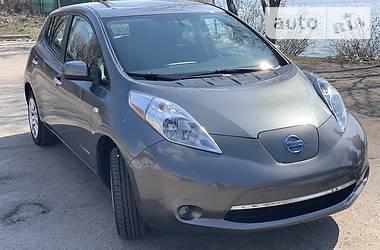 Nissan Leaf 2015 в Дніпрі