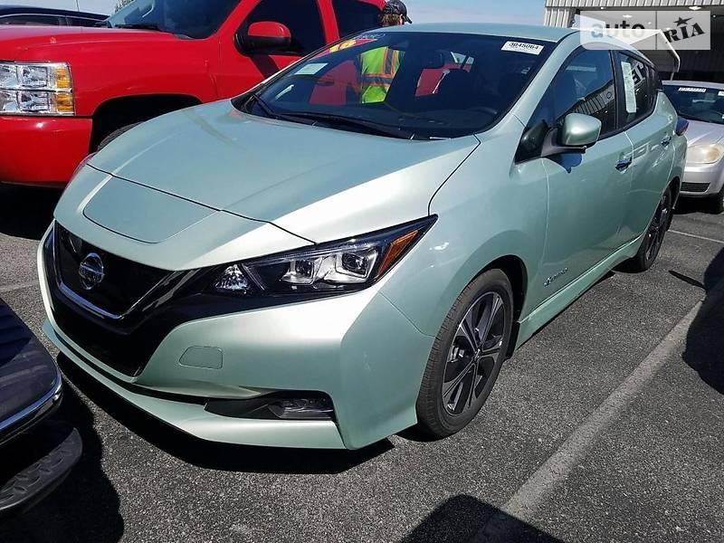 Nissan Leaf 2016 року в Києві