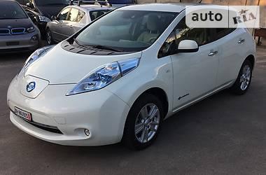 Nissan Leaf 2013 в Чернігові