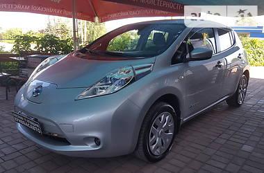 Nissan Leaf 2016 в Кривом Роге