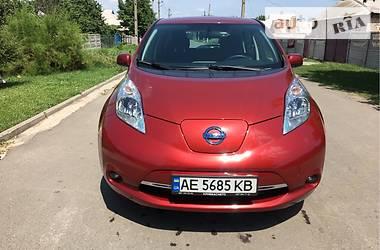 Nissan Leaf 2014 в Кривом Роге