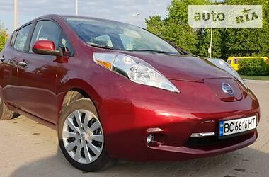 Nissan Leaf 2017 в Львове