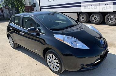 Nissan Leaf 2013 в Львові