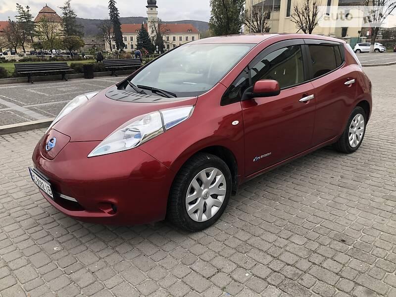 Nissan Leaf 2013 в Львове