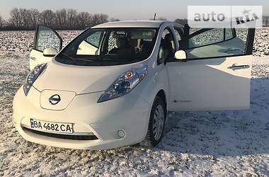 Nissan Leaf 2014 в Благовещенском