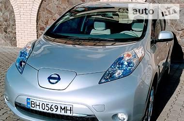 Nissan Leaf 2013 в Ивано-Франковске