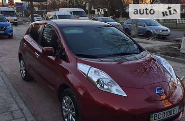 Nissan Leaf 2014 в Львове