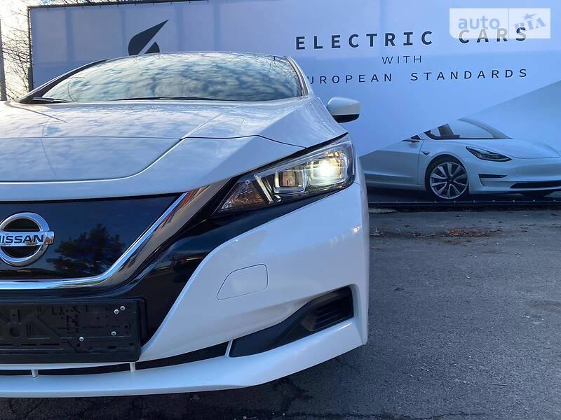 Nissan Leaf 2018 в Киеве