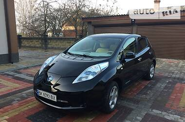 Nissan Leaf 2011 в Владимирце