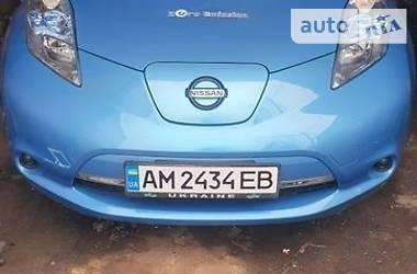Nissan Leaf 2011 в Житомире
