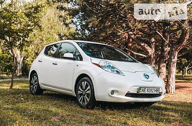 Nissan Leaf 2015 в Днепре