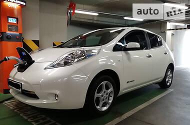 Nissan Leaf 2015 в Львові