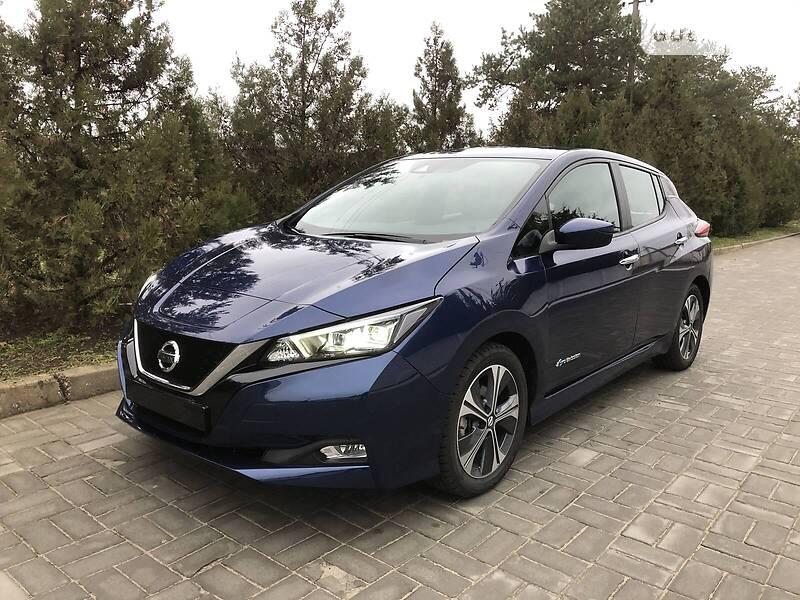Nissan Leaf 2018 в Каменском