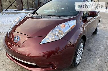 Nissan Leaf 2016 в Днепре