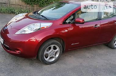 Хэтчбек Nissan Leaf 2011 в Боярке