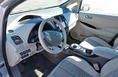 Хетчбек Nissan Leaf 2014 в Броварах