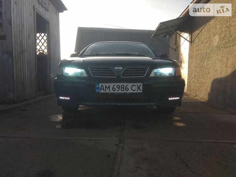 Nissan Maxima QX 1995 в Романове