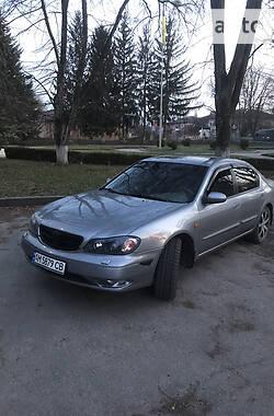 Седан Nissan Maxima QX 2002 в Коростышеве