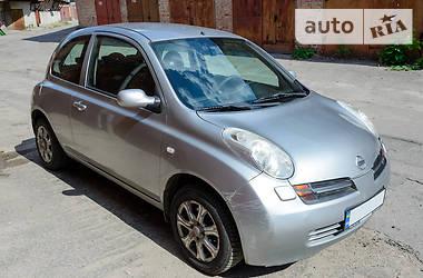 Nissan Micra 2003 в Харкові
