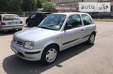 Nissan Micra 2000 в Виннице