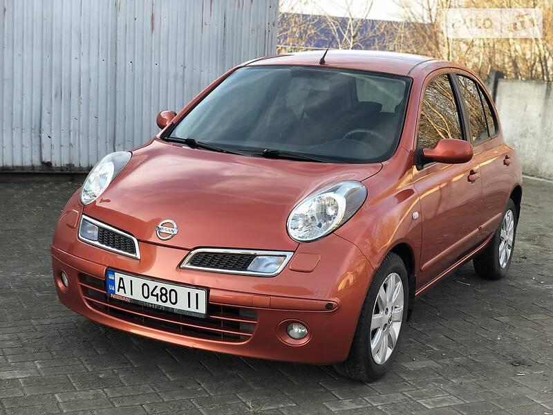 Nissan Micra 2008 в Киеве