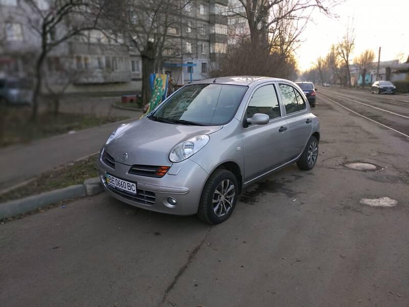 Nissan Micra 2004 в Николаеве