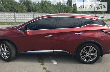 Nissan Murano 2016 в Киеве