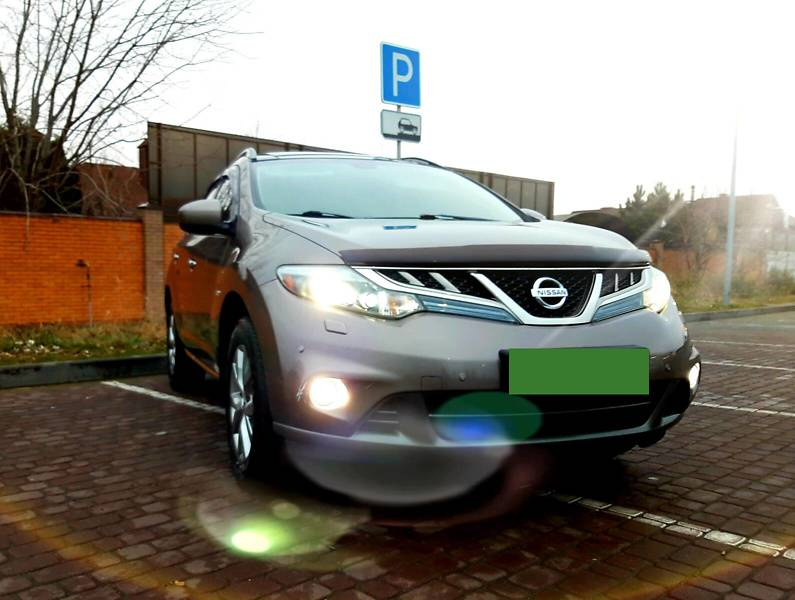 Nissan Murano Maks Full Europa