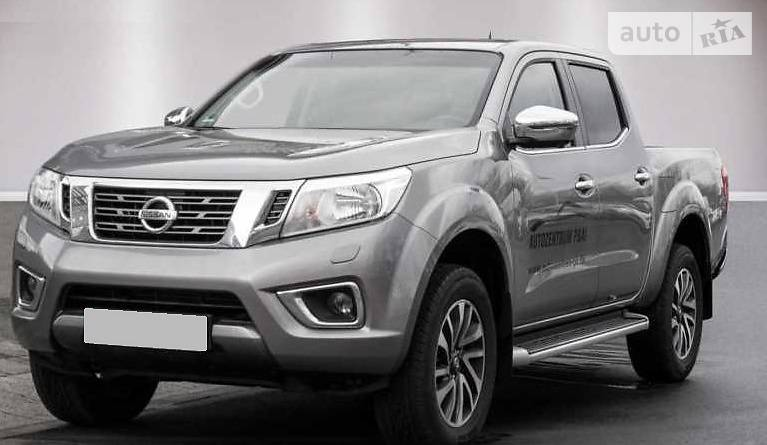 Nissan Navara 2016 року в Києві