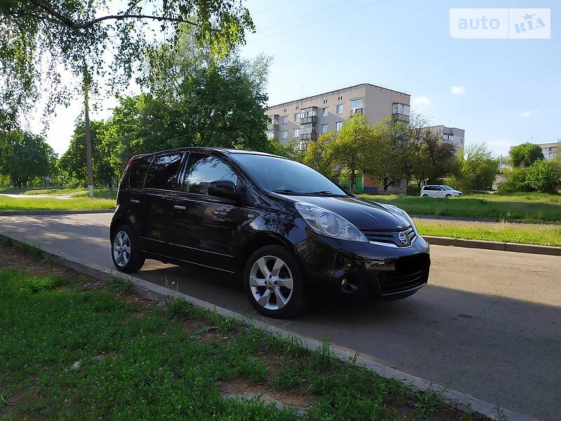 Nissan Note  Life+