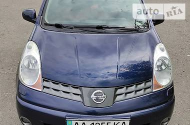 Хэтчбек Nissan Note 2007 в Киеве