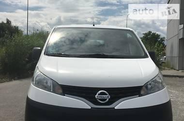 Nissan NV200 2012 в Львове