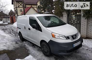 Легковой фургон (до 1,5 т) Nissan NV200 2013 в Киеве