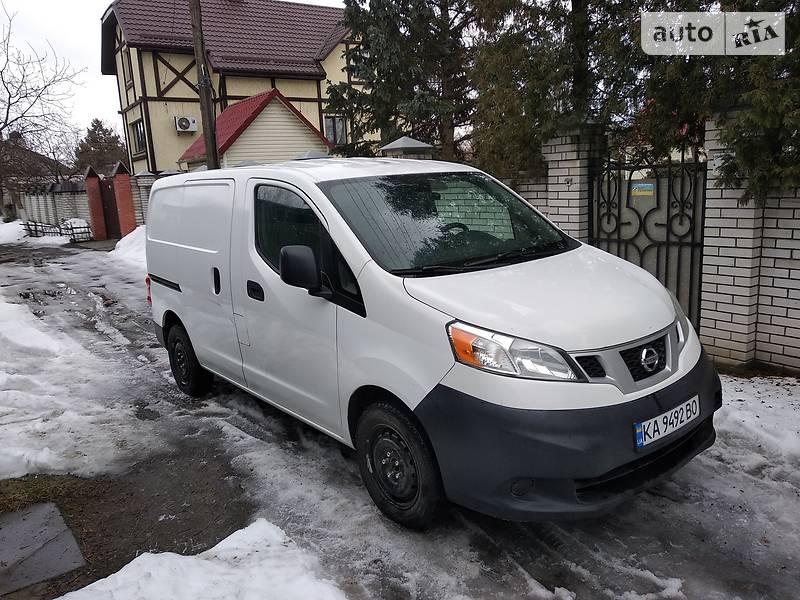 Nissan NV200 2013 в Киеве