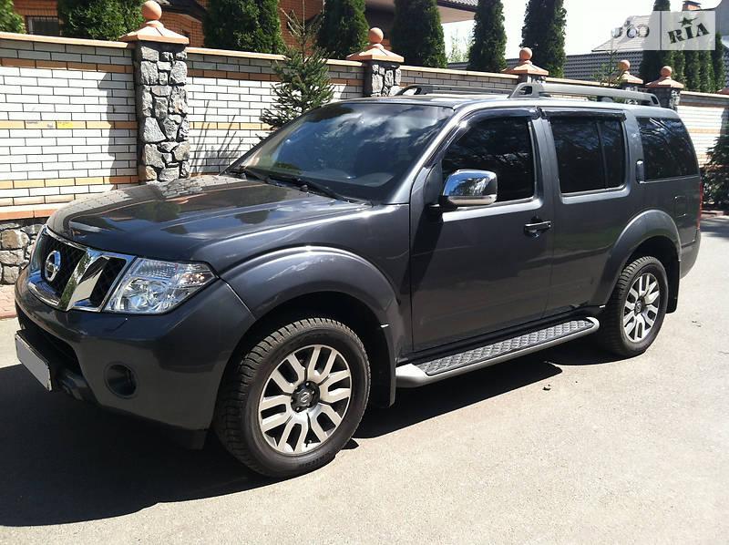 Nissan Pathfinder 2011 в Киеве
