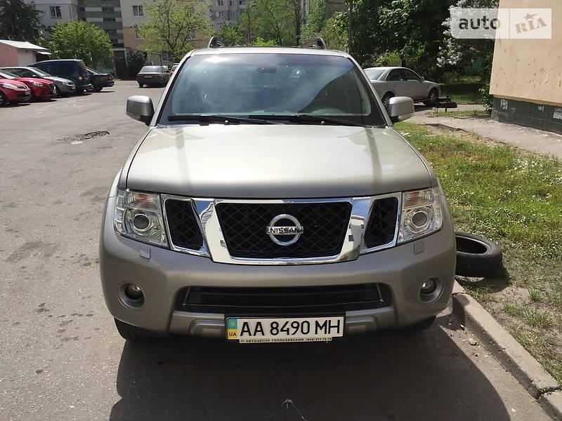 Nissan Pathfinder 2012 в Киеве