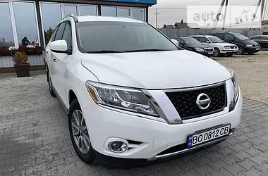 Nissan Pathfinder 2013 в Тернополе