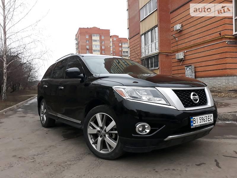 Nissan Pathfinder 2013 в Полтаве