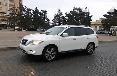 Nissan Pathfinder 2015 в Одессе