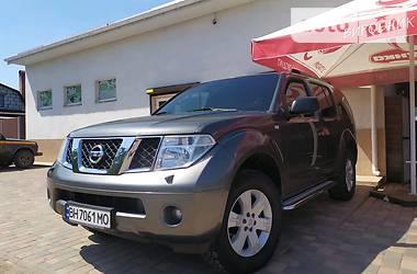 Внедорожник / Кроссовер Nissan Pathfinder 2006 в Одессе