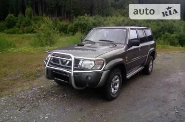 Nissan Patrol GR 2001 в Івано-Франківську